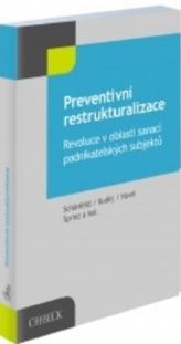 Preventivní restrukturalizace. Revoluce v oblasti sanací podnikatelských subjektů