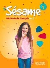 Sesame 1 podręcznik + online