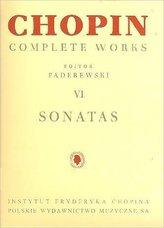 Chopin Complete Works VI Sonaty