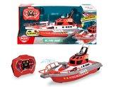 RC loď hasiči 37cm, 3kan