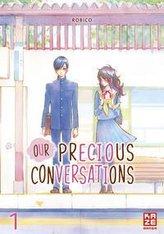 Our Precious Conversations - Band 1
