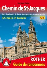 Chemin de St-Jacques (Spanischer Jakobsweg - französische Ausgabe)