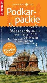 Polska Niezwykła. Podkarpackie przewodnik+atlas