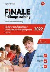 FiNALE - Prüfungstraining Mittlerer Schulabschluss, Fachoberschulreife, Erweiterte Berufsbildungsreife Berlin und Brandenburg. D