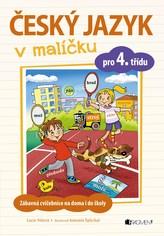 Český jazyk v malíčku pro 3. třídu