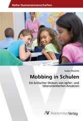 Mobbing in Schulen