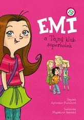 Emi a Tajný klub superholek