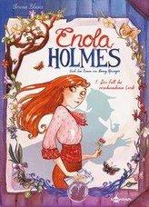 Enola Holmes (Comic). Band 1