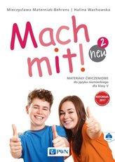 Mach mit! 2 neu Materiały ćwiczeniowe do kl. V