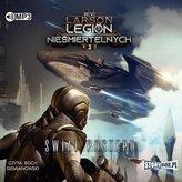 Legion nieśmiertelnych T.3 Świat Postępu audiobook