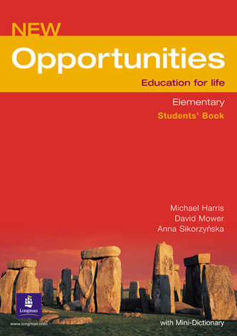 New Opportunities Elementary Student's Book - Náhled učebnice