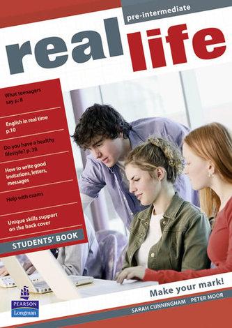Real Life Pre-intermediate SB - Náhled učebnice