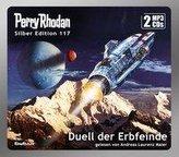 Perry Rhodan Silber Edition 117: Duell der Erbfeinde (2 MP3-CDs)