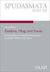 Pandora, Pflug und Poesie