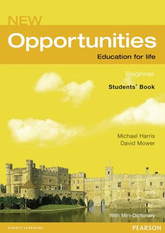 New Opportunities Beginner Student's Book - Náhled učebnice