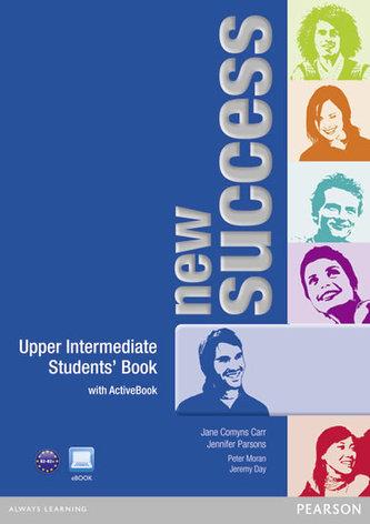 New Success Upper Intermediate - Students' Book - Náhled učebnice