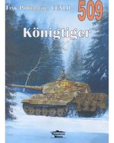 Konigtiger. Tank Power vol. CCXLII nr. 509