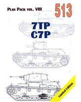 513 7TP C7P Plan Pack Vol. VIII