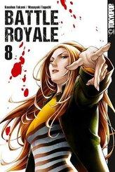 Battle Royale Sammelband 08