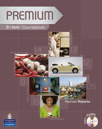 PREMIUM B1 Course Book + Exam Reviser - Náhled učebnice