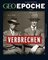 GEO Epoche (mit DVD) / GEO Epoche mit DVD 106/2020 - Verbrechen der Vergangenheit