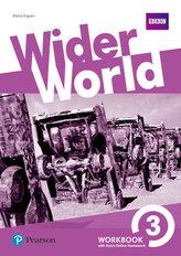 Wider World 3 Workbook with Extra Online Homework Pack