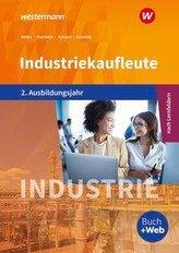 Industriekaufleute 2. Schülerband. 2. Ausbildungsjahr