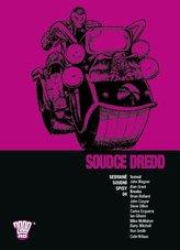 Soudce Dredd 04 - Sebrané soudní spisy