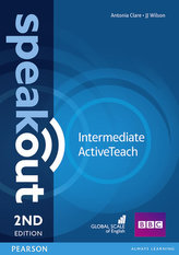 Speakout Intermediate 2nd Edition Active Teach