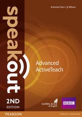 Speakout Advanced 2nd Edition Active Teach