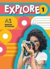 Explore 1 Podręcznik A1 + online
