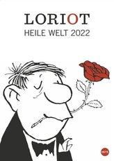 Loriot Heile Welt - Kalender 2022