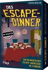 Das Escape-Dinner - Ein kulinarisches Escape-Abenteuer in 3 Gängen