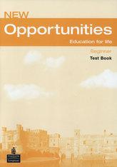 New Opportunities Global Beginner Test CD Pack New Edition