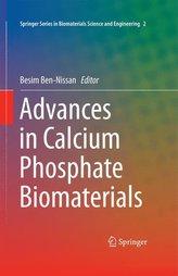 Advances in Calcium Phosphate Biomaterials