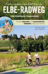 Fahrradurlaubsführer Elbe-Radweg von Schmilka bis Tangermünde