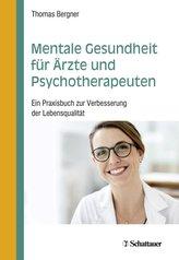 Mentale Gesundheit für Ärzte und Psychotherapeuten