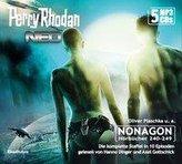 Perry Rhodan Neo Episoden 240-249 (5 MP3-CDs)