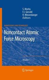Noncontact Atomic Force Microscopy 2