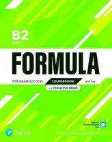 Formula B2 First Coursebook with key