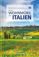 Mit dem Wohnmobil durch Italien