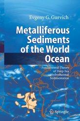 Metalliferous Sediments of the World Ocean