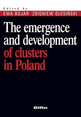 The emergence and development of clusters...