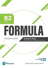 Formula B2 First Teacher´s Book with Presentation Tool