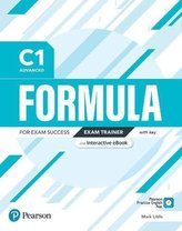 Formula C1 Advanced Exam Trainer with key