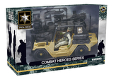 Combat Hero - voják s SUV