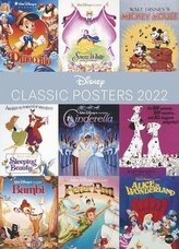 Disney Classic Posters Edition - Kalender 2022