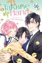 Takane & Hana, Vol. 16