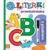 Literki przedszkolaka Piszę, czytam i zmazuję