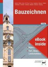 eBook inside: Buch und eBook Bauzeichnen